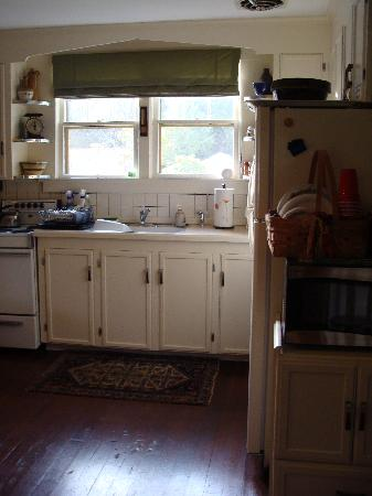 Fiddle Lake Farm: The Kitchen at the Lake House