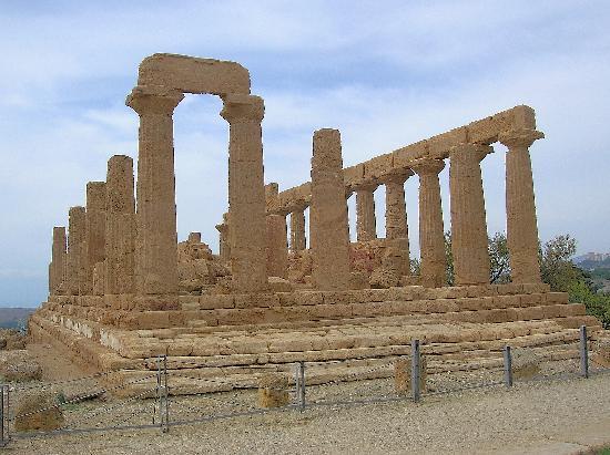 Valley of the Temples (Valle dei Templi): El Templo de Juno