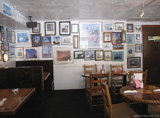 Lighthouse Cafe Inside