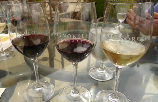 Signorello Estate Winery: Wine Tasting at Signorello