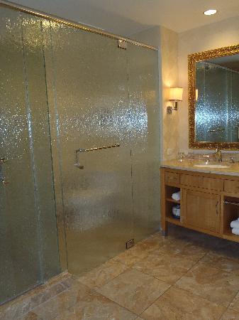 โรงแรมทรัมพ์ อินเตอร์เนชั่นแนล ลาสเวกัส: bathroom