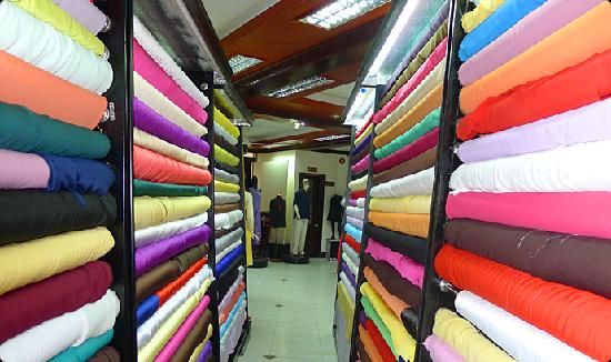 A Dong Silk Tailors: Silk Collection