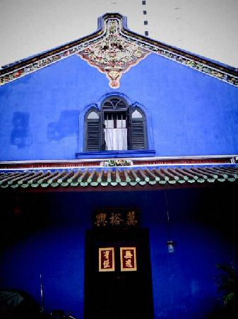 Cheong Fatt Tze - The Blue Mansion: The Cheong Fatt Tze Mansion