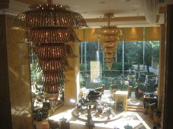 โรงแรมแชงกรี-ล่า กัวลาลัมเปอร์: Hotel foyer