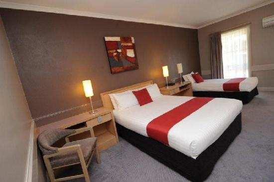 Caledonian Hotel: Our 4 Star Accommodation