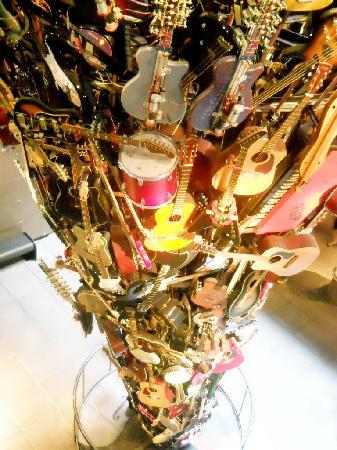 Museum of Pop Culture: Guitar Tower