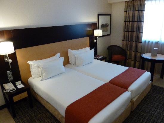 โรงแรมซานาลิสโบ: Twin room