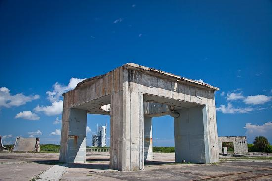 Cape Canaveral Air Force Station Public Tour: Launch Complex 34