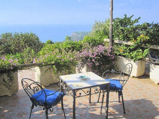 Da Gelsomina: Private Terrace