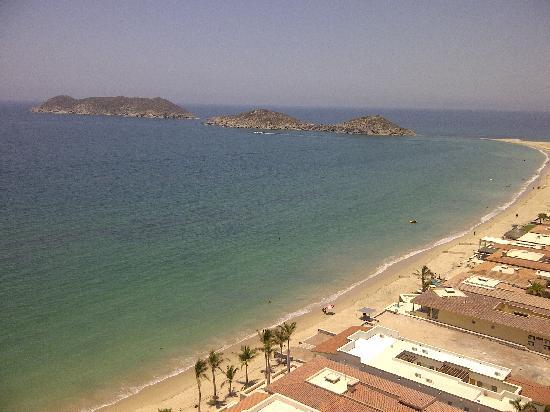 Condo-Hotel Playa Blanca: terrace