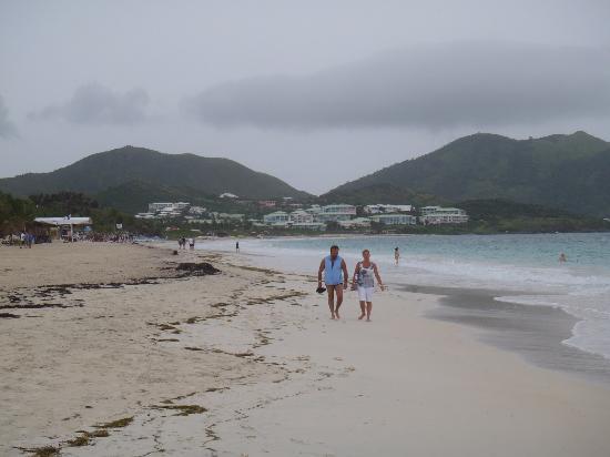 Orient Bay Beach: Orient Beach 2