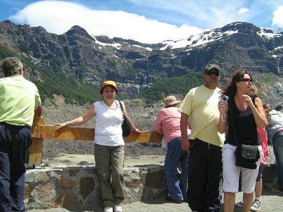 Cerro Tronador: mirador
