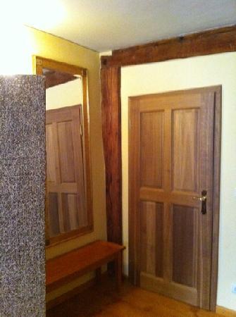 Hotel Klosterstueble: 部屋の入口
