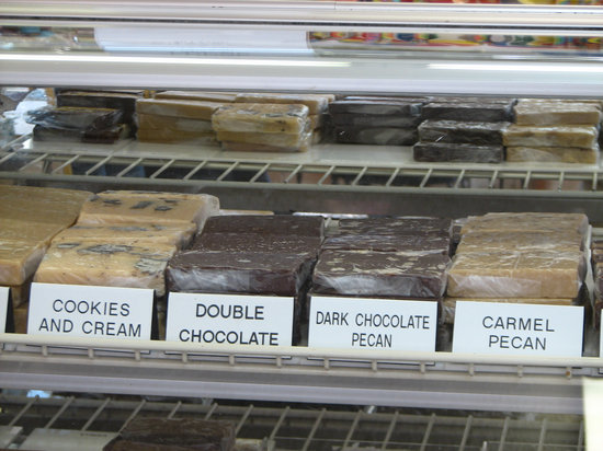Old Fashioned Fudge: Decisions, decisions...