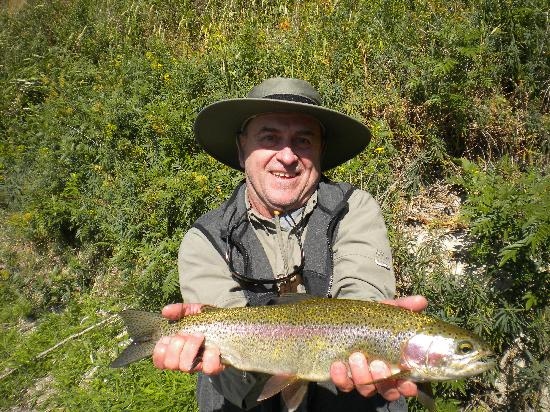 Montana Fishing Outfitters: Missouri River Rainbow