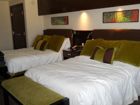 เร้ดร๊อคคาสิโนรีสอร์ท&สปา: Beautiful bedroom