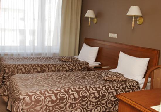 Oktyabrskaya Hotel: Стандарт Twin