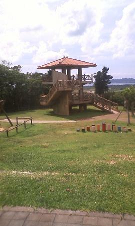 Banna Park: 公園の一部です。