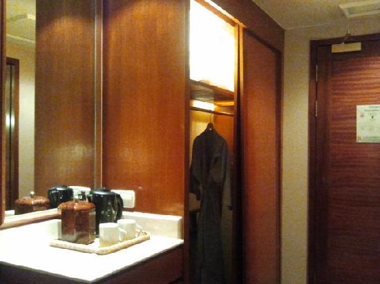 โฮเต็ลรอยัล ปีนัง: Toilet