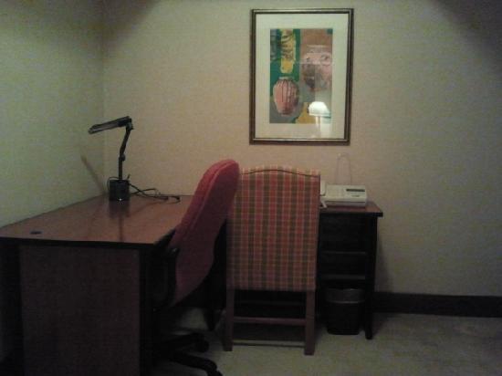 โฮเต็ลรอยัล ปีนัง: Study Room in Corporate Suite