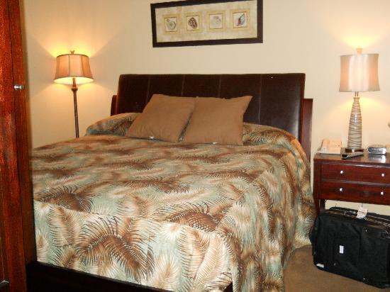 Splash Resort Condominiums Panama City Beach: Nice Bedroom