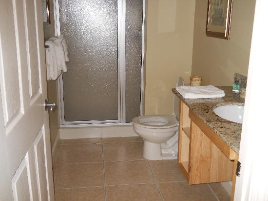Splash Resort Condominiums Panama City Beach: Bathroom #2