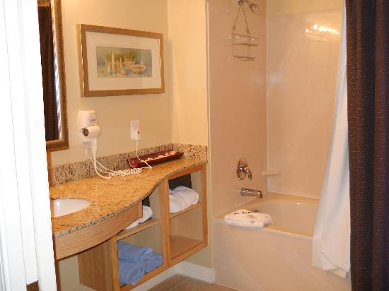 Splash Resort Condominiums Panama City Beach: Bathroom #1