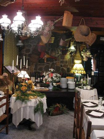 Hotel Due Ponti: Restaurant scene
