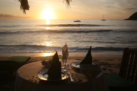 Octopus Resort: Private Seafood Dinner for 2