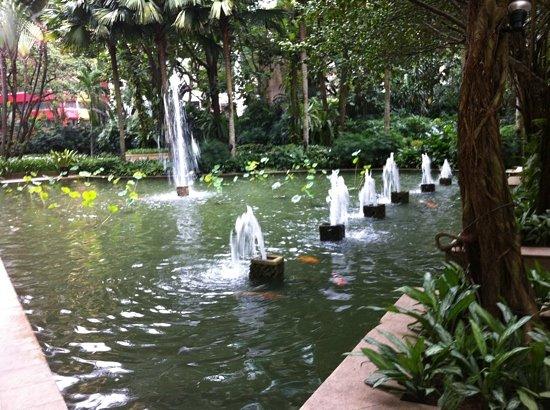 Lafite: outdoor garden