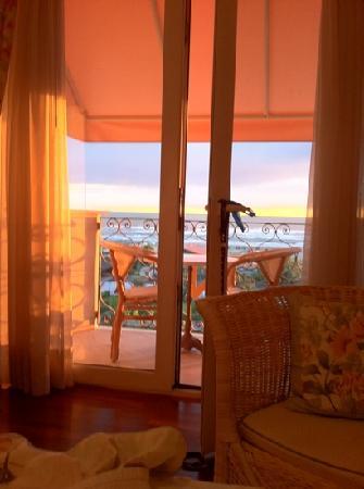 Hotel Il Negresco: room