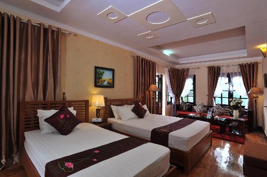 โรงแรมซาปาอีเดน: The Family suite