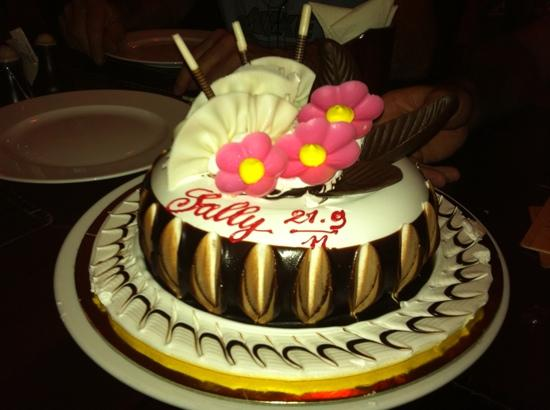 Fortuna Restaurant Birthday Cakes