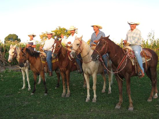 Rancho Xotolar: Best Guides you could ask for!