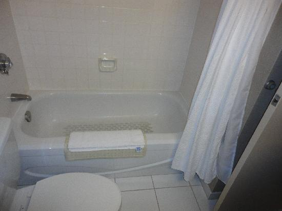 Delta Hotels Calgary Downtown: Bathtub... Squeaky clean!!