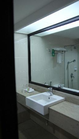 โรงแรมฟลามิงโก บาย เดอะบีช: Toilet