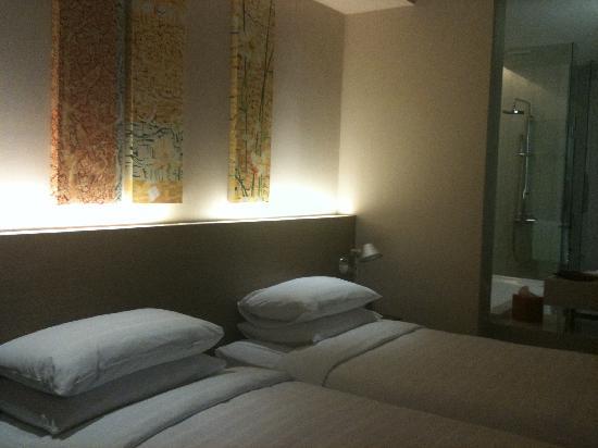 โรงแรมพูลแมน บางกอก คิงเพาเวอร์: Deluxe Room