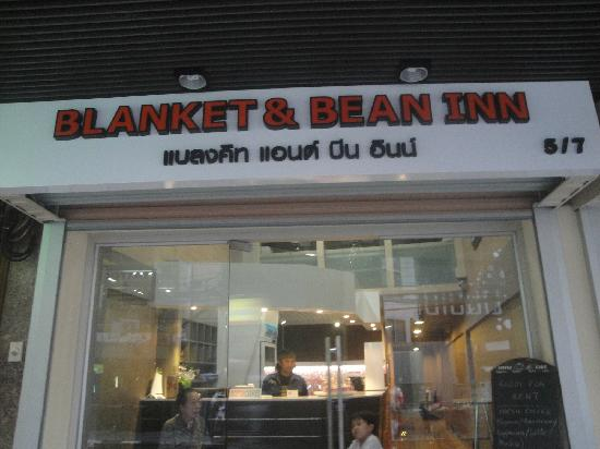 ‪‪Blanket & Bean Inn‬: Blanket & Bean Inn,Sukhumvit soi4  near Nana Plaza‬