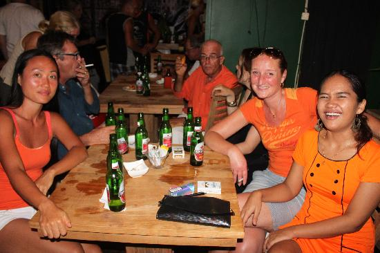 Bistro Amsterdam: party queensday