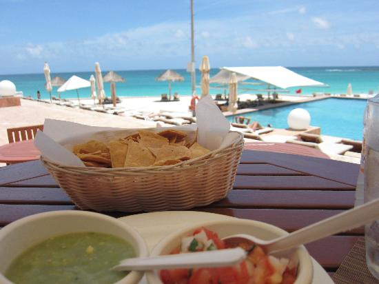 The Westin Resort & Spa, Cancun: view of the ocean