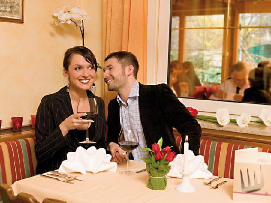 Austria Classic Hotel Hoelle: Restaurant