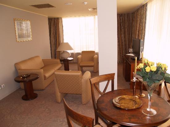 Hotel Inter: room
