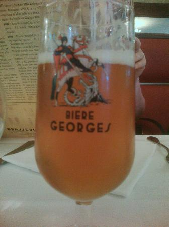 Brasserie Georges: House's beer
