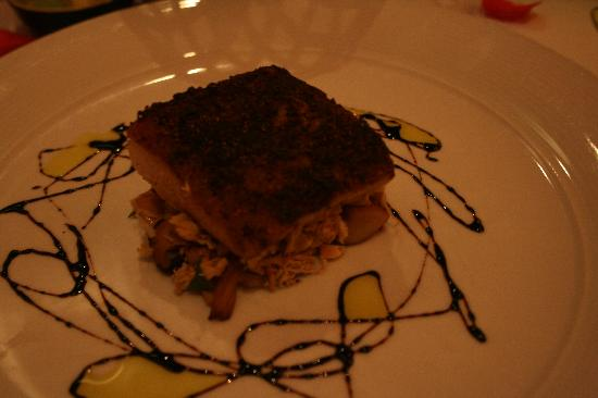 Restaurant Bobby Chinn: the fish