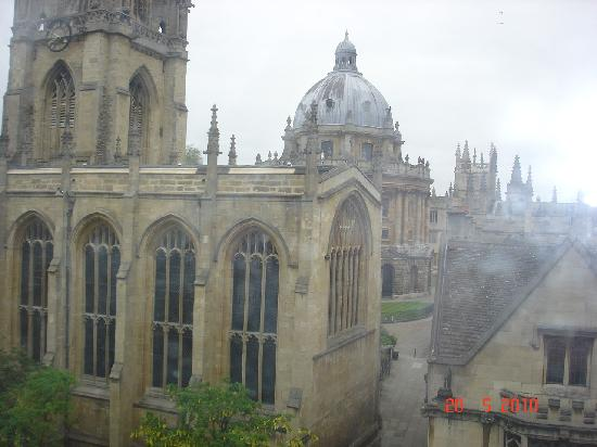 The historic Bath Abbey