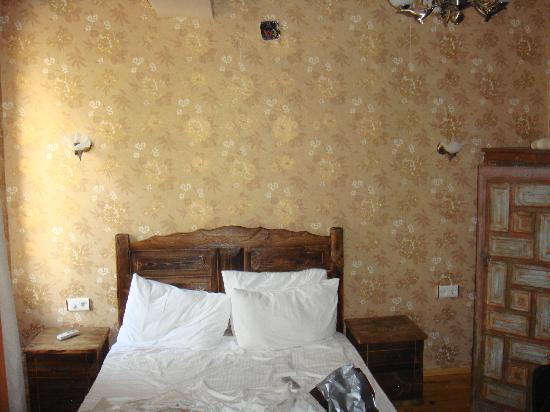 Daisy Hotel Istanbul: bedroom