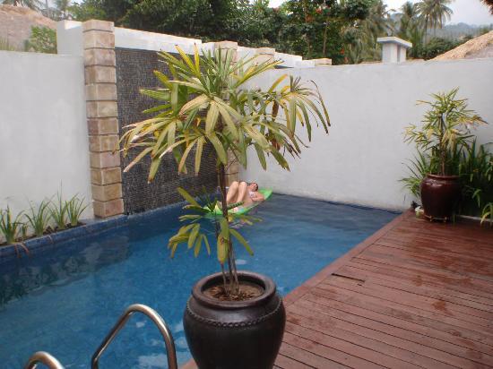 เดอะเซนโตซ่า วิลล่าส์ แอนด์ รีสอร์ท: nice pool area