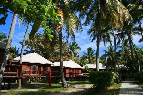 Mana Island Resort: Honeymoon Bures
