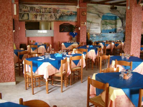 Villaggio Elisena: ristorante