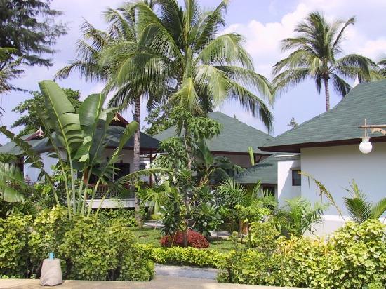 โรงแรมบานาน่า แฟนซี: Vue d'ensemble du resort